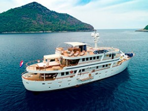 Donna Del Mare Motor Yacht