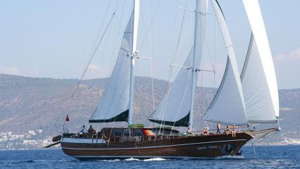 Gulet Kaptan Yilmaz 3