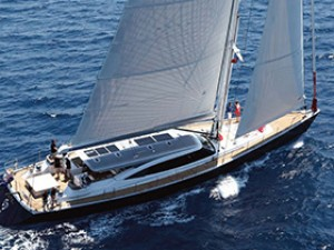 Patea Sailing Yacht