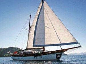 Vongole Sailing Yacht