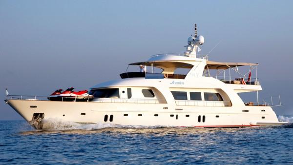 Azmim Motor Yacht