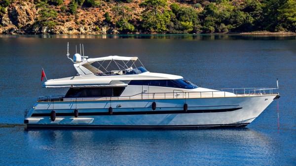 Barbarossa Moratti Motor Yacht