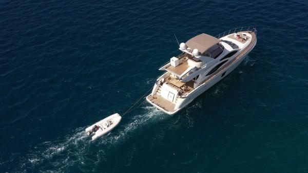 Motor Yacht Bormus 1