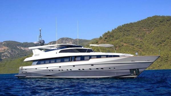 Crocus Motor Yacht