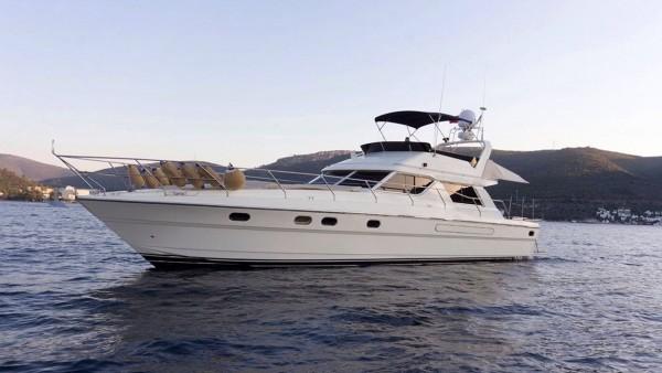 Deep Blue Motor Yacht