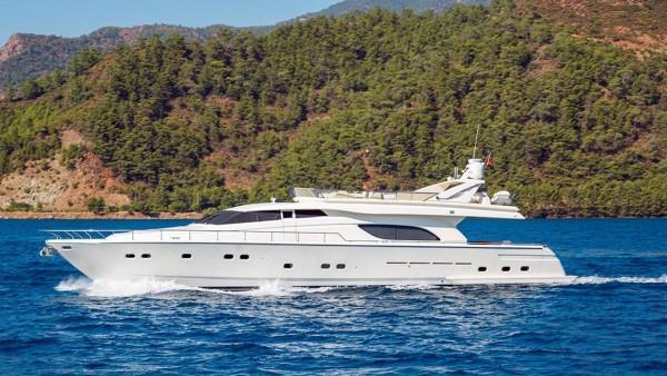 El Paradiso Motor Yacht