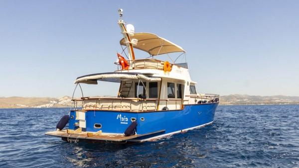 Motor Yacht Maia