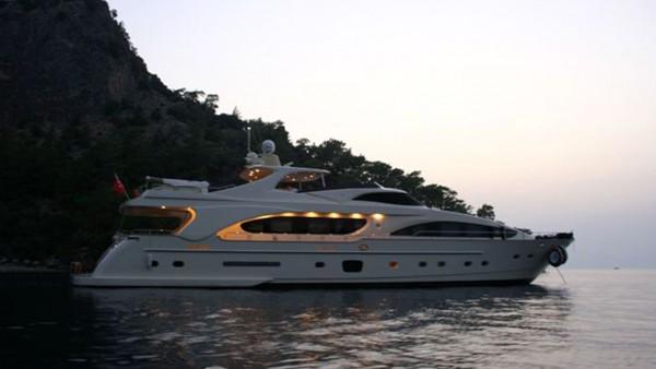 Merve Motor Yacht