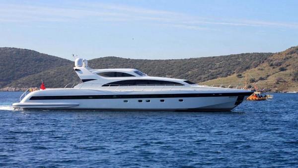 Mina II Motor Yacht