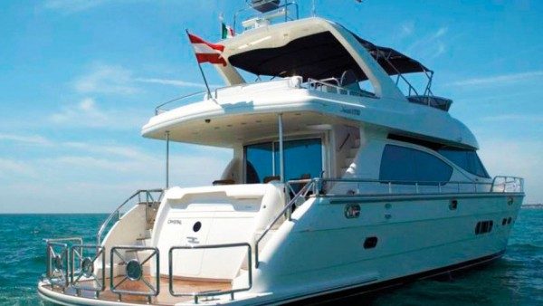 Mira Mare Motor Yacht