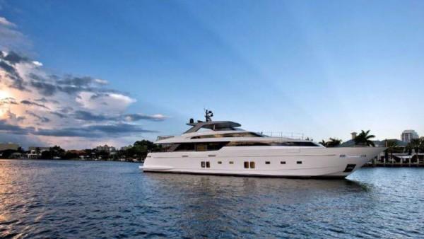 Morning Star Motor Yacht