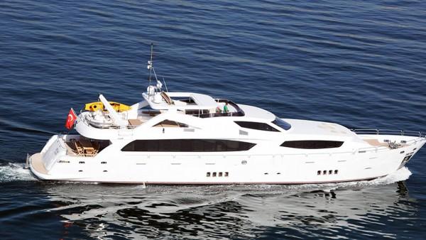 MY Smyrna Motor Yacht