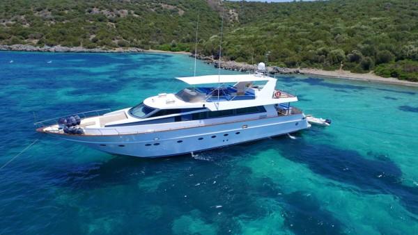 Mystery I Motor Yacht