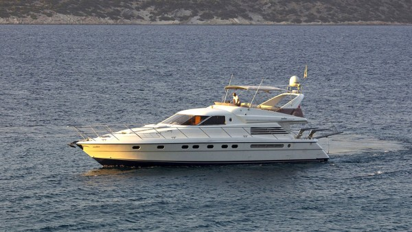 New Dawn Motor Yacht