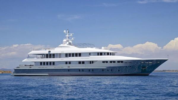 Oceanos Motor Yacht