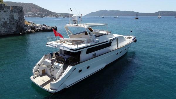 Rose 25 Motor Yacht