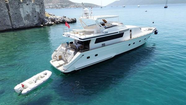 Motor Yacht Rose 25