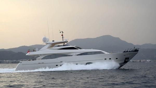 Sea Lion II Motor Yacht