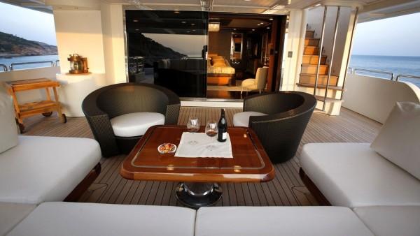 Motor Yacht Serenity II