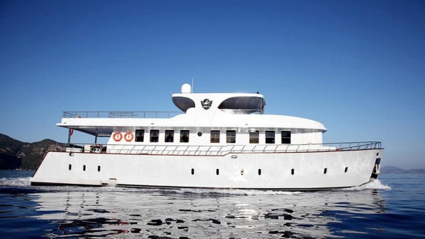 Simay S Motor Yacht
