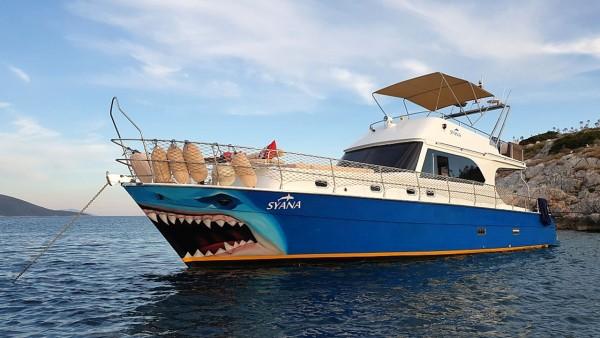 Syana Motor Yacht