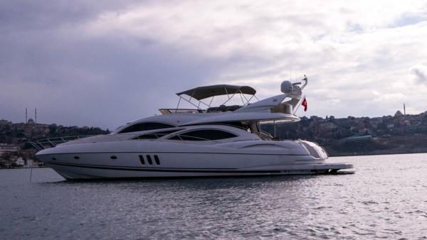 Torini Motor Yacht