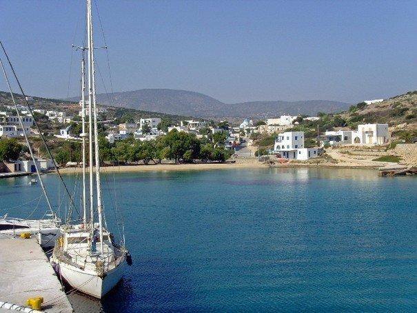 Iraklia Island