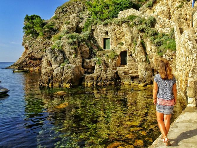 Sibenik Croatia Adriatic