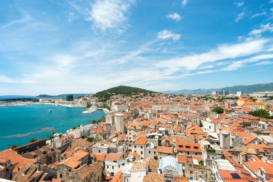 Split Croatia Air