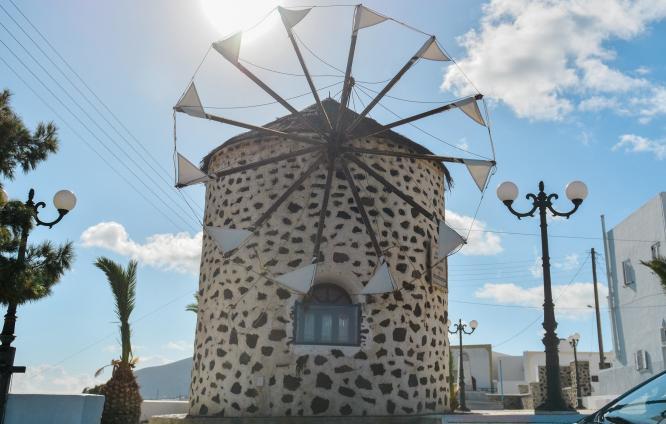 Villages Karterados Santorini