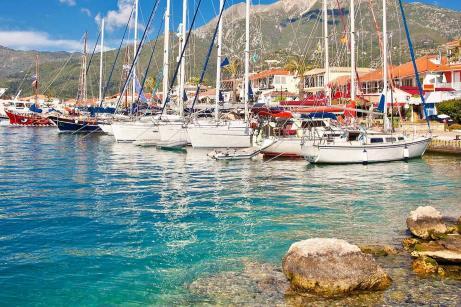 Yacht Charter Lefkada