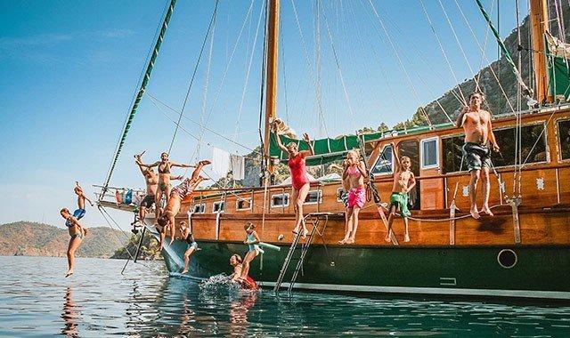 Yacht Charter Preferences
