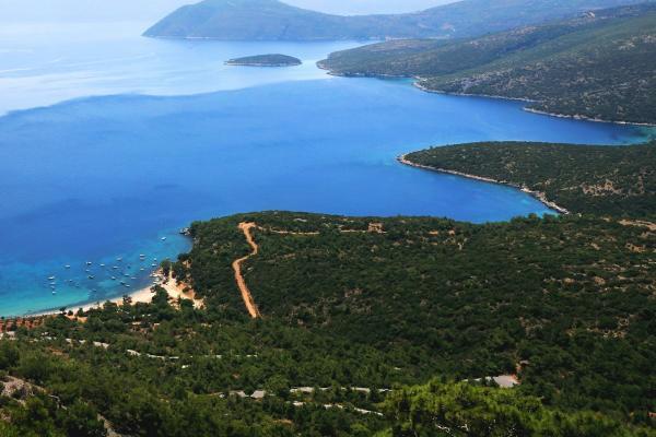 Yacht Vacation Samos