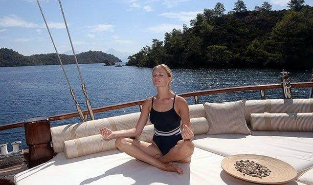 Yoga & Wellness Cruise